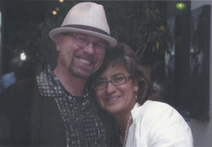 Eagle Rock's Susan Luna (with husband David Hoskins)