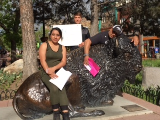 Pinon Amazing Race in Boulder