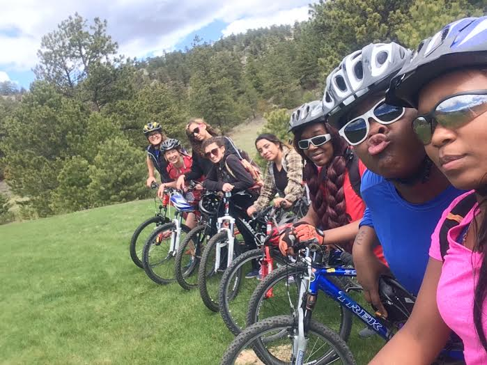 Eagle Rock High School Mountain Biking