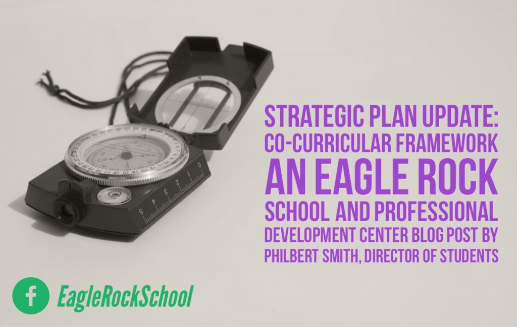 Eagle Rock School Philbert Smith Blog post