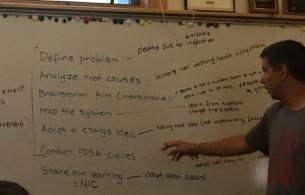 Using 'Improvement Science' to Advance Teacher Preparation