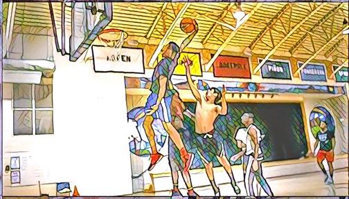 Eagle Rock School Basketball 2