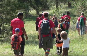 Eagle Rock Students Learn How to Run a Nature-based Summer Camp