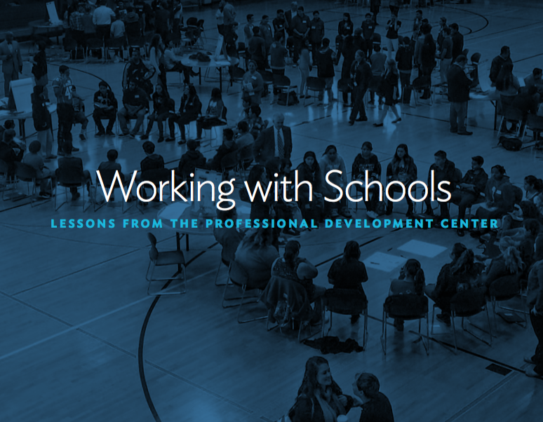 Working With Schools Image