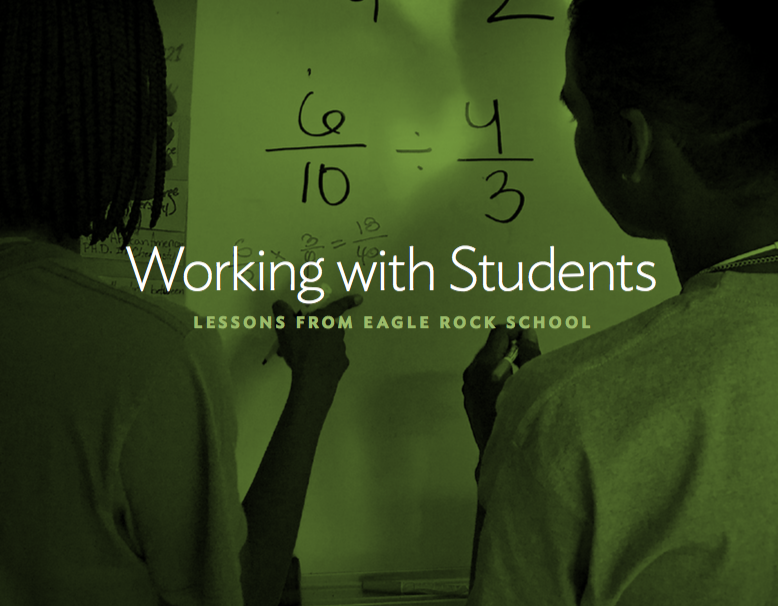Working With Students Image