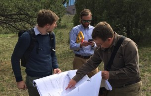 Eagle Rock Blueprints Describe Both Physical and Mission Projects