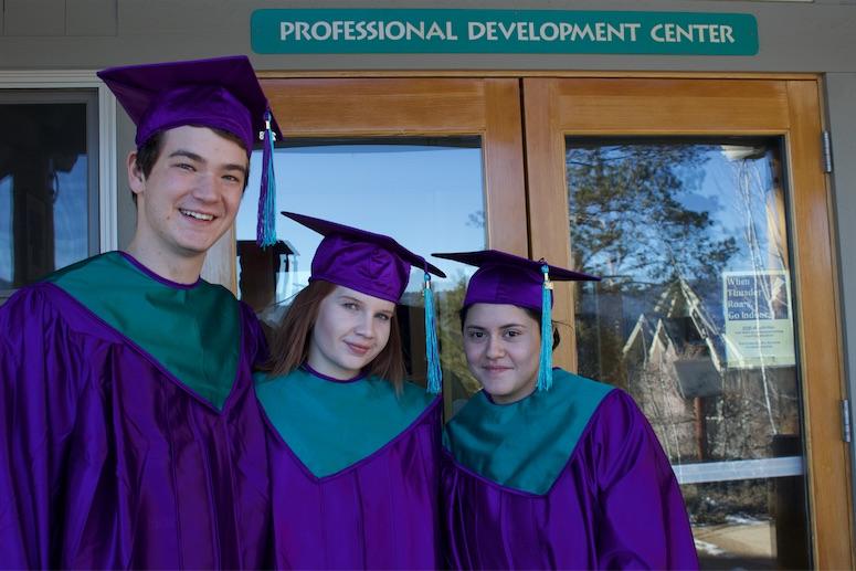 Eagle Rock School Dec 2018 Graduates