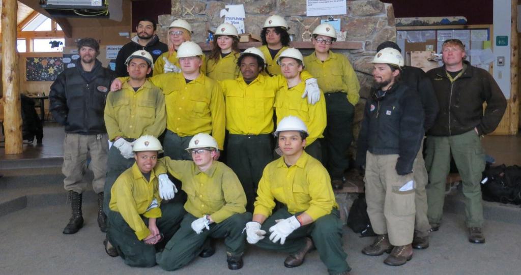 Eagle-Rock-School-Fire-Students