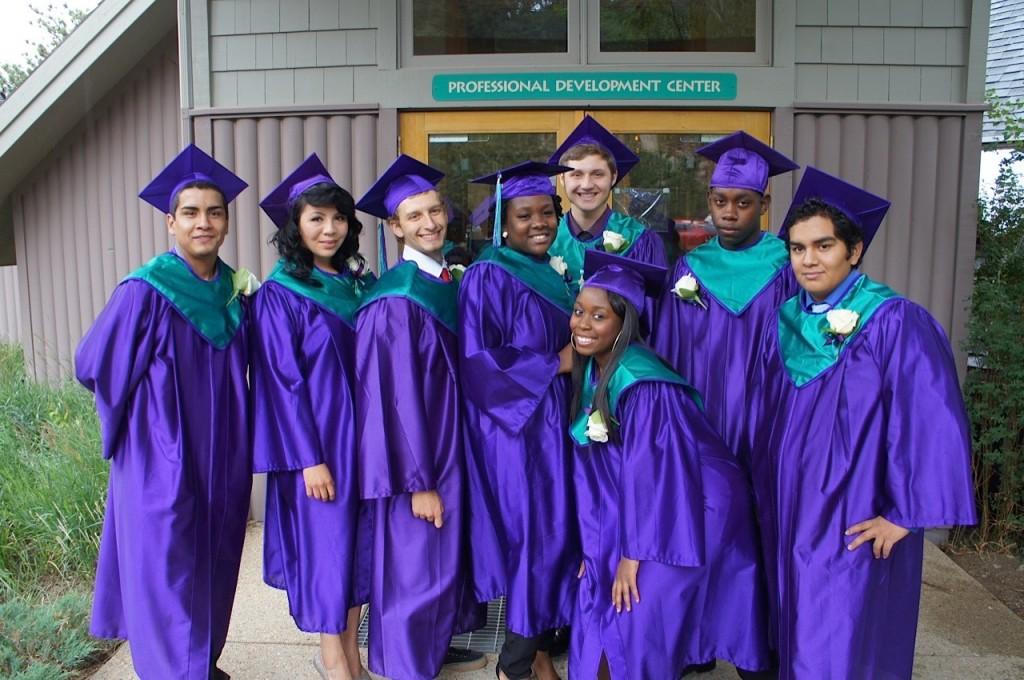 Eagle Rock School Graduates