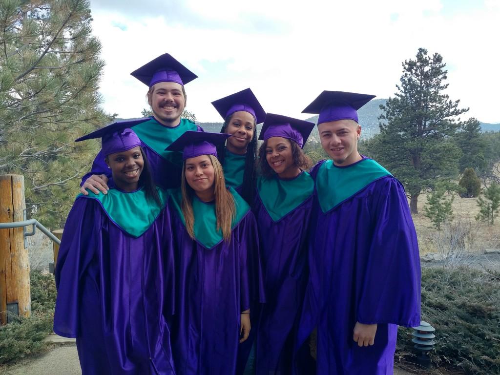 Latest Eage Rock Scool Graduates