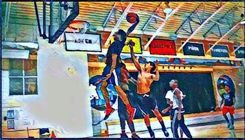 Eagle Rock School Basketball 1