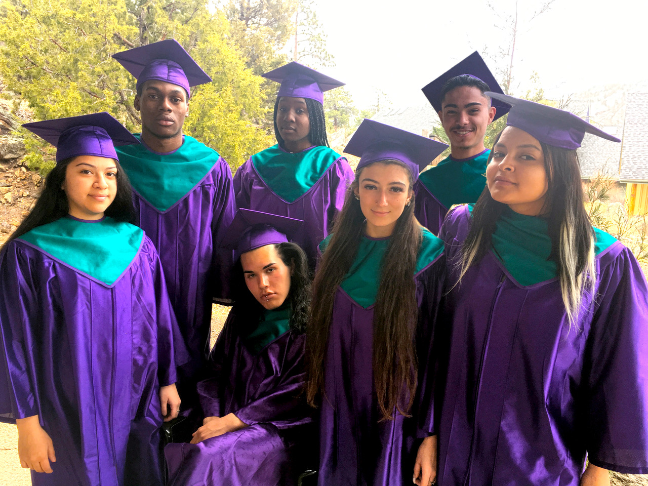 Eagle Rock School Spring 2017 Graduates