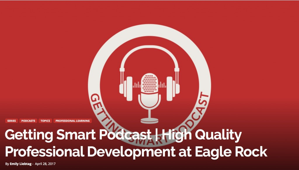 Michael Soguero Getting Smart Podcast