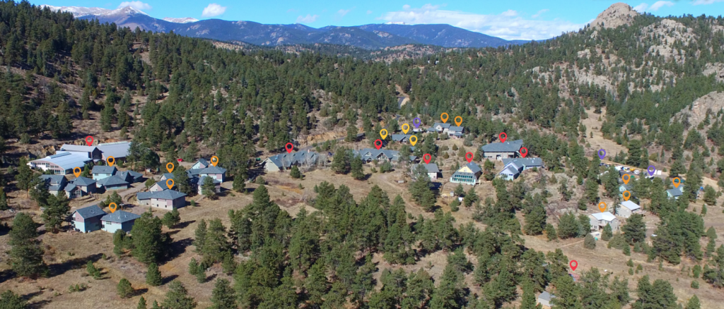 Live and work on the Eagle Rock School campus in Estes Park, Colo.