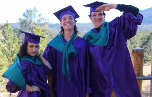 Eagle Rock's Fall Trimester Grads Take to the Stage This Afternoon