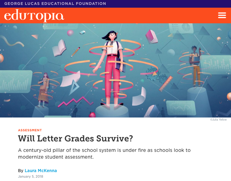 Will Letter Grades Survive