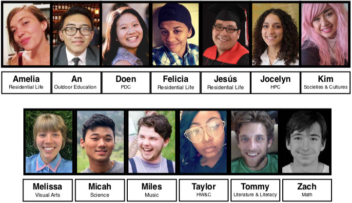 Eagle Rock Fellows 2018 2019
