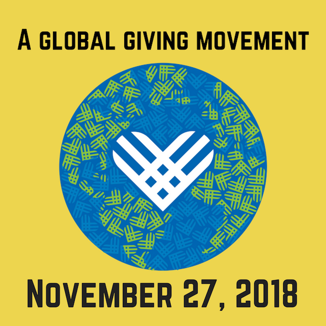 Giving Tuesday 2018 Logo