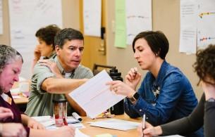 Eagle Rock Participates in School Reform Initiative's Fall 2018 Meeting