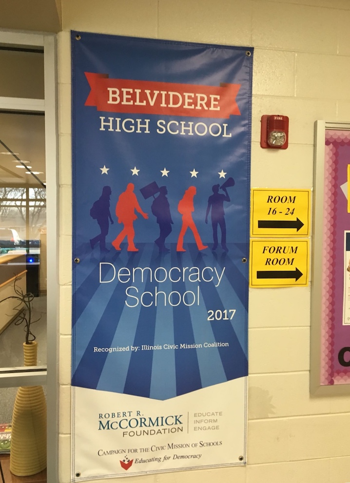 Democracy Schools Belvidere