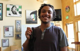 Poetry in Motion — Eagle Rock Alumnus Marcus Wade-Prince